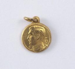 Médaille, Belgique, 1917Pousset, Louis | Albert I. Souverain