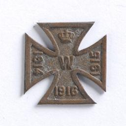 Médaille, Belgique, 1916 | Albert I. Souverain