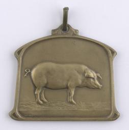 Médaille, Belgique, 1932Michel (Ateliers) | Albert I. Souverain