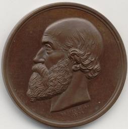 Penning, Brussel, 1876   Veyrat, Adrien Hippolyte. Artiest
