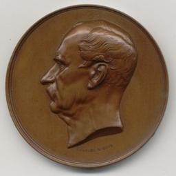 Penning, Brussel, 1876   Wiener, Charles. Artiest