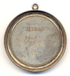Médaille, Belgique, 1849 | Leopold I. Souverain