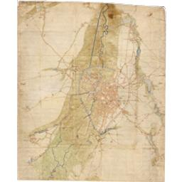 Brussel Document cartographique | Deventer, Jacob van (ca 1505-1575)