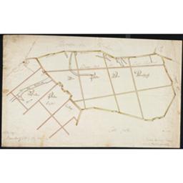 [Den polder van Arenbergh. Vreden polder] Document cartographique Anonyme |
