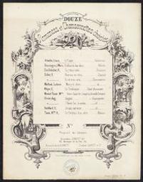 Le Toqué Musique imprimée = Gedrukte muziek galimatias paroles de A. Morancé ; musique de Louis Abadie   Morance, Anatole. Geciteerde auteur