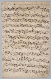 Fantasie composée par Mons: Jean Sebast: Bach | Bach, Johann Sebastian (1685-1750) - Compositeur