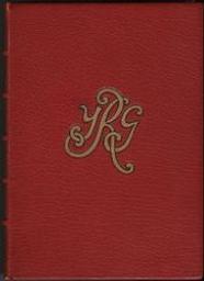 [Carnet de dédicaces de la pianiste Yvonne Guidé, fille de Guillaume Guidé et mère de J. Reding] | Guidé, Guillaume (1859-1917)