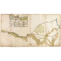 [Canal de Willebroek] Document cartographique Anonyme |