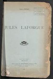 Jules Laforgue Léon Chenoy | Chenoy, Léon