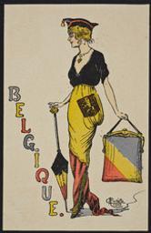 Belgique. postcard |