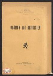 Vlaemen und Aktivisten F. Struye, Senator des Königreichs Belgien | Struye, F. Auteur