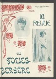 Paris qui chante revue féerie en 2 actes et 12 tableaux de MM. Hector Monreal et Henri Blondeau | Monréal, Hector Joseph. Auteur