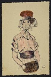 [Eerste Wereldoorlog = Première Guerre mondiale = World War I] postcard |