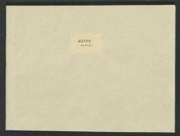 Fantasia Musique imprimée = Gedrukte muziek per il clavicembalo composta dal C[hristian] G[ottlob] Neefe | Neefe, Christian Gottlob