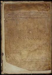 [Manuscript Provisional Record] |