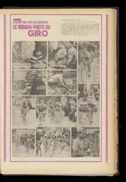 Le roman-photo d'Eddy Merckx au Giro | Willems, Honoré. Contributeur, collaborateur